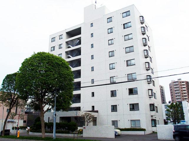 円山北2条パークマンション103