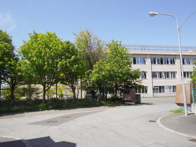 清田中学校