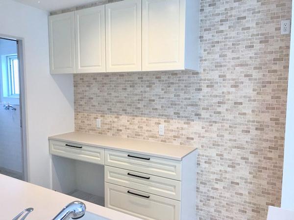 キッチン食器棚収納