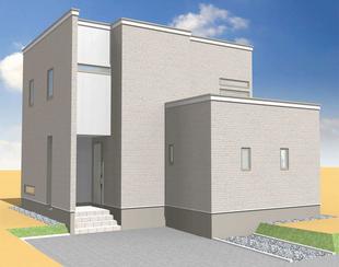 新川3条11丁目モデルハウス3月初旬完成