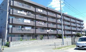オープンルーム 新札幌グランドハイツA棟
